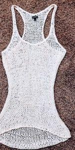 Express knitted long shirt